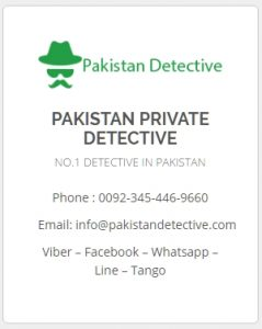 contact private detective